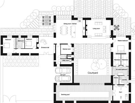 house plans with atrium diy atrium home plans wooden pdf wooden banks plans