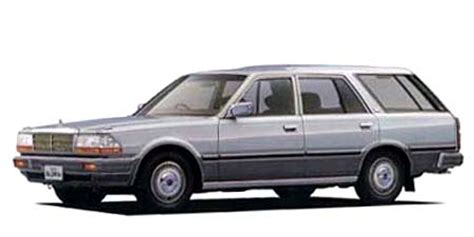nissan gloria wagon nissan gloria wagon v20e deluxe catalog reviews pics