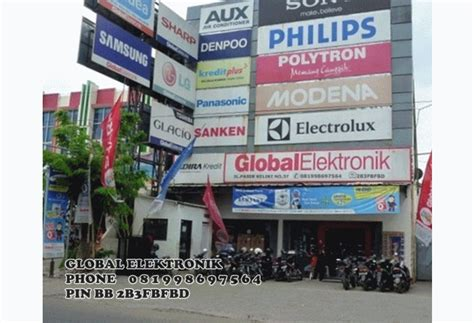 Tv Global Elektronik Semarang global elektronik