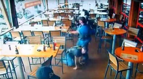 west at peaks waco biker shootout cctv