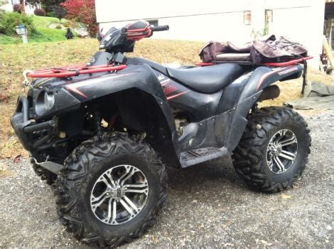 Kawasaki Brute 650 For Sale by Kawasaki Brute 650 4x4i Motorcycles For Sale