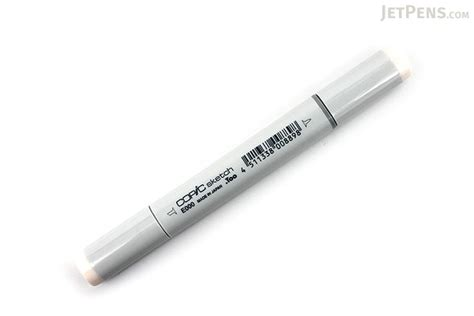 Copic Sketch Marker E000 copic sketch marker e000 pale fruit pink jetpens