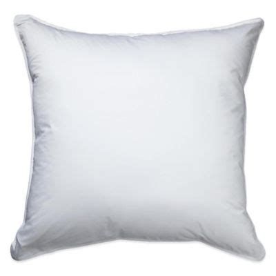 wamsutta 174 gussetted quilted european square pillow bed buy european square pillow from bed bath beyond