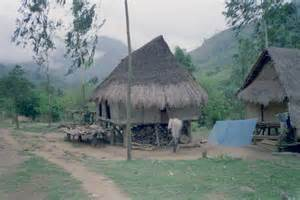 file stilt houses in annamite range vietnam jpg