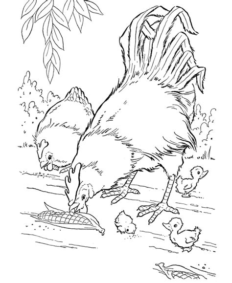 free printable animal coloring pages free printable farm animal coloring pages for