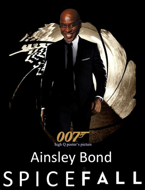 Ainsley Harriott Meme - ainsley bond spicefall ainsley harriott know your meme
