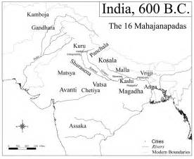 Map Of Ancient India by Ancient Indian Maps