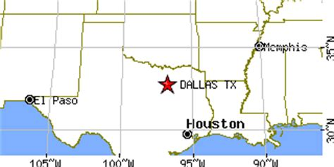 latitude and longitude map of texas dallas texas tx population data races housing economy