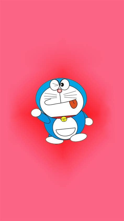 wallpaper doraemon iphone 5 doraemon with pink background wallpaper free iphone