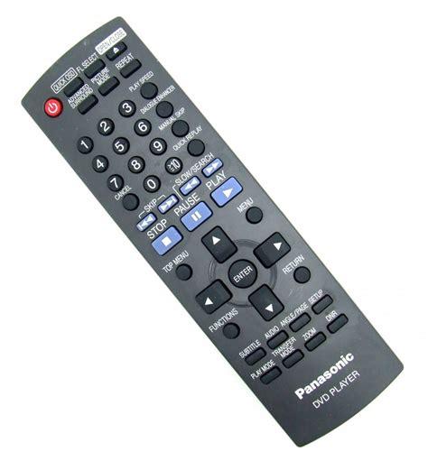 Remote Dvd Panasonic N2qahc000021 Original original remote panasonic for dvd player dvd