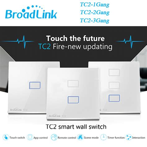 broadlink tc2 1gang 2gang 3 touch switch uk standard