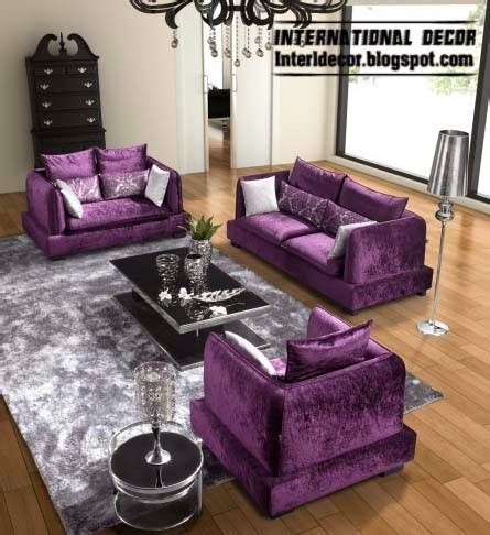 purple living room furniture luxury purple furniture sets sofas chairs for living
