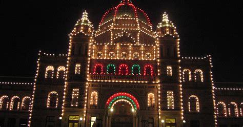 Victoria Butchart Gardens Christmas Tour
