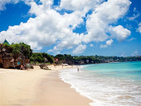 bali tourism board badung dreamland beach