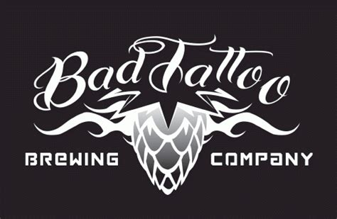 bad tattoo logo july 2016 beer of the month liquor on mcleod