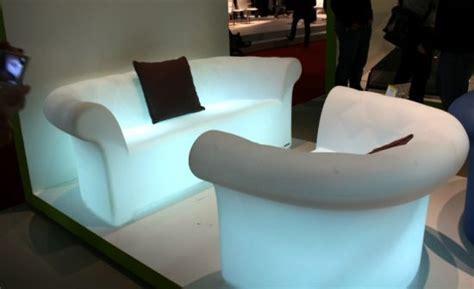led couch outdoor illuminating led sofa