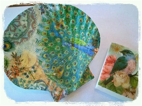 Things To Decoupage - decoupage things to do with children