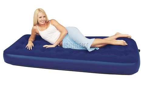 comfort quest air mattress new bestway comfort quest inflatable single size flocked