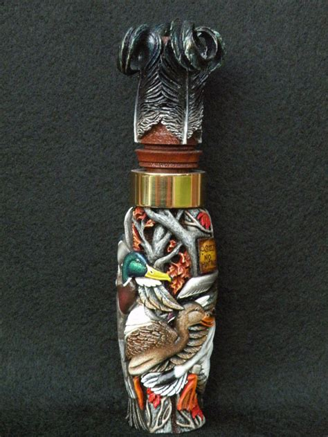 the most elaborate duck calls made sporting