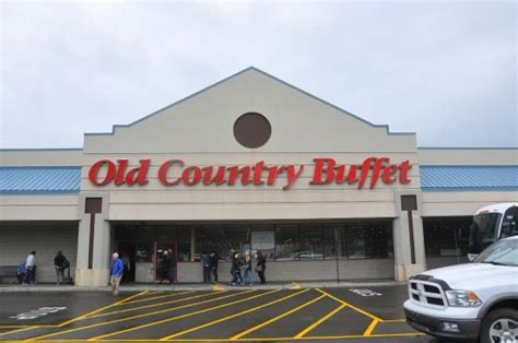 fachada do old country picture of old country buffet