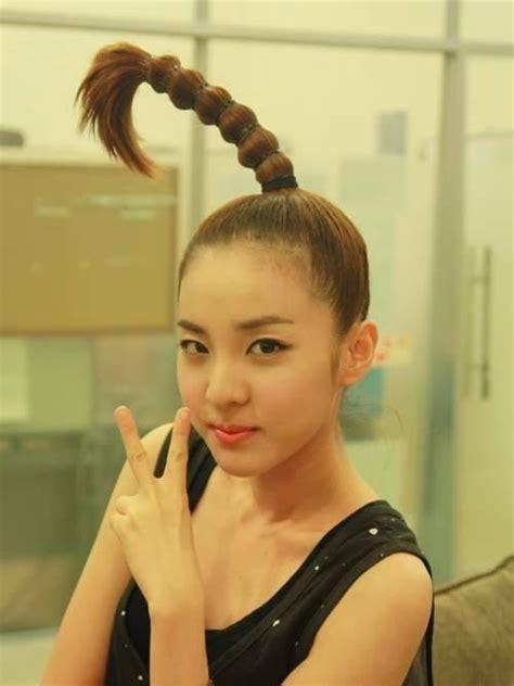 weirdest  pop hairstyles sbs popasia