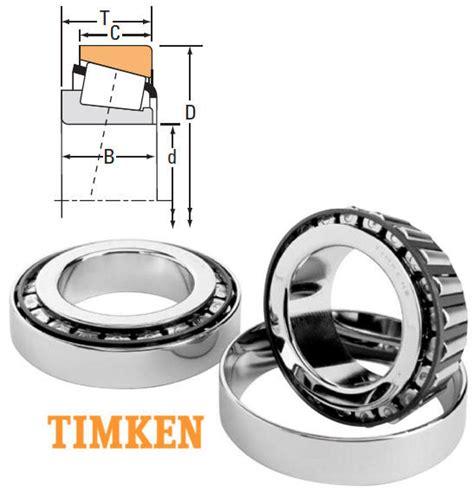 Tapered Bearing 32321 J2 Skf l44643 l44610 timken tapered roller bearing trailer
