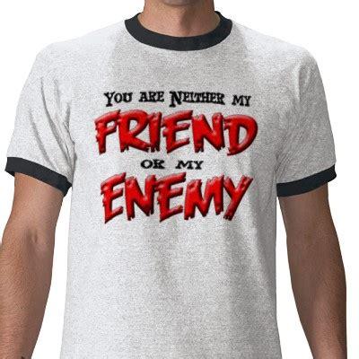 T Shirt Prajna Kambing Domba menciptakan teman atau musuh jimmysie s