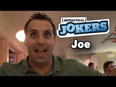 impractical jokers joe bathroom impractical jokers joe gatto interview youtube