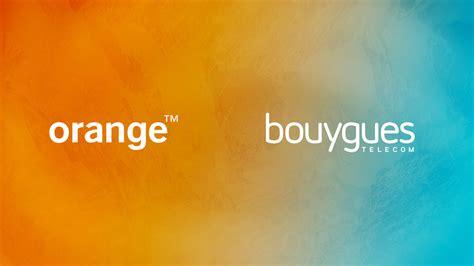 orange telecom orange et bouygues t 233 l 233 font un pas l un vers l autre