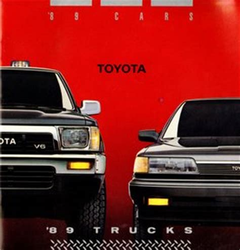 Toyota Brochures Toyota Tercel Touchup Paint Codes Image Galleries