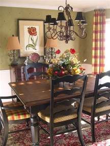 Country Dining Room Curtains Country Decorating
