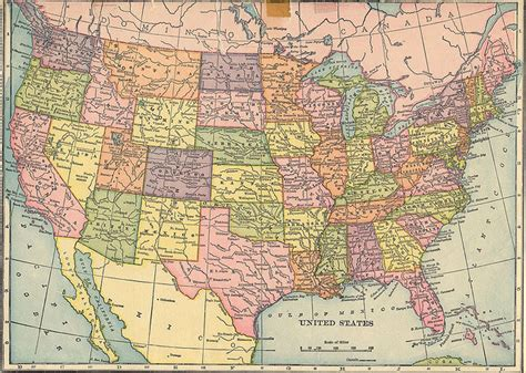 maps of the united states for map of the united states the american