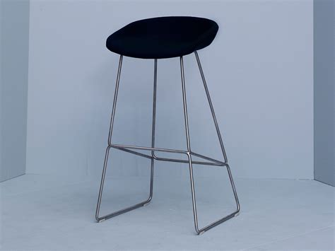 Hay About A Stool Usa by Buy The Hay About A Stool Aas39 Sled Base Upholstered At
