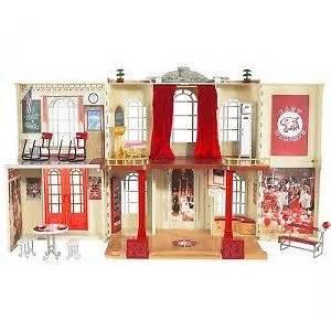 Barbie house new used dream house beach house ebay