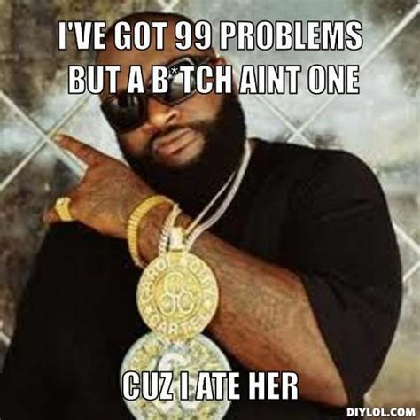 Rick Ross Meme - welcome to memespp com