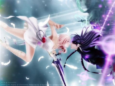 anime fantasy romance final fantasy anime love and romance wallpapers and
