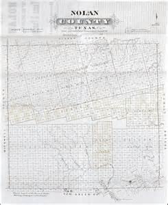 nolan county map nolan county barry ruderman antique maps inc