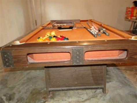 sears ping pong table sears roebuck pool table ping pong table