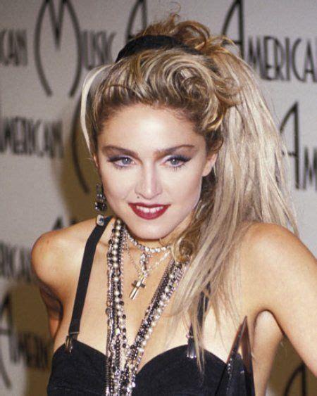 1980s hairstyles fashion 1980s hairstyles madonna bakuland women man fashion