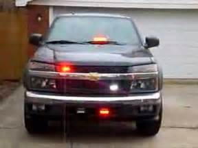 my 2007 chevy colorado with lights