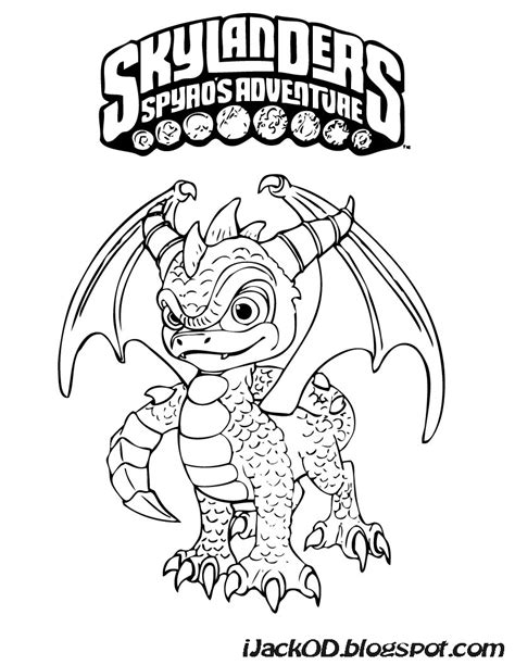 coloring pages skylanders t i y skylanders colouring pages