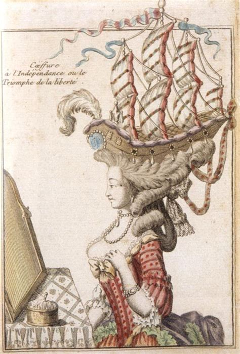 18th Century Hairstyles by So Faithful A Things 18th Century Wigs Hairstyles
