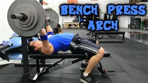 how much can triple h bench press how much should you arch your back when bench pressing