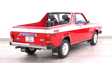 subaru brat 1978 subaru brat wallpapers hd images wsupercars