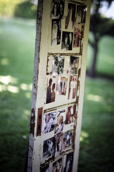 Decorating With Antique Doors by Vintage Wedding Decor Decoration