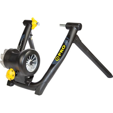 professional trainer jet fluid pro indoor trainer cycleops