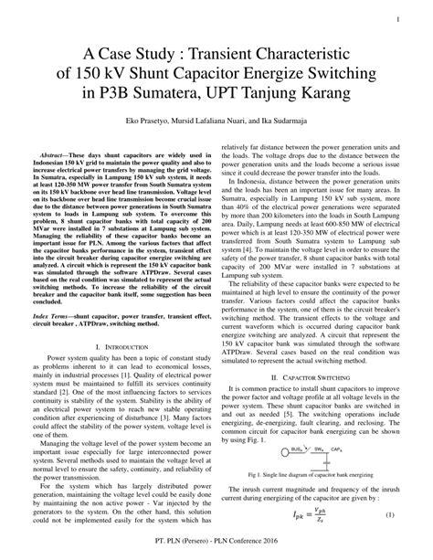capacitor bank switching pdf capacitor switching pdf 28 images switching of capacitors and filter circuits pdf 72 63 lrc