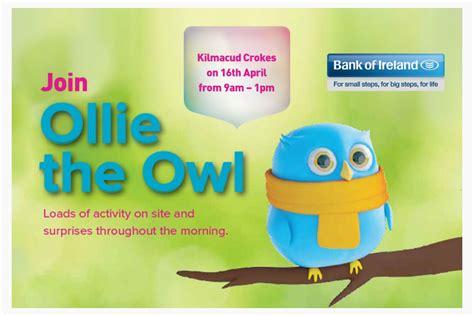 ollie the ollie the owl roadshow kilmacud crokes