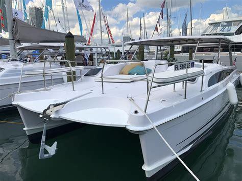 gemini catamaran engine 2017 gemini catamarans freestyle 399 power power boat for
