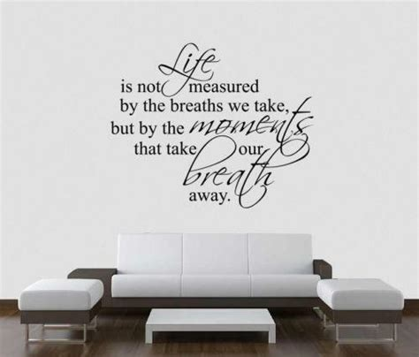 wall stickers quotes home quote wall decals ebay